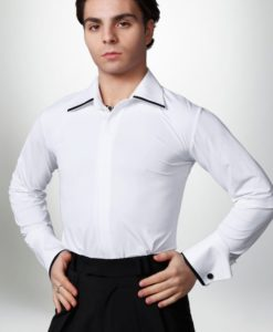 Ballroom Shirts, American Smooth Shirts, Practice Shirts