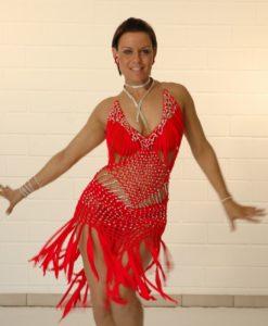 Latin Gowns, American Rhythm Gowns